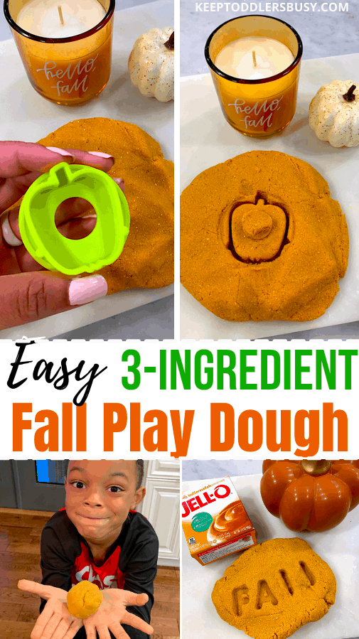 how to make play dough for kids at home